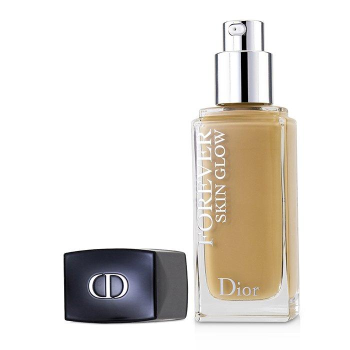Dior Forever Skin Glow 24h Wear High Perfection Foundation Spf 35 - # 3wo (warm Olive) - 30ml-1oz