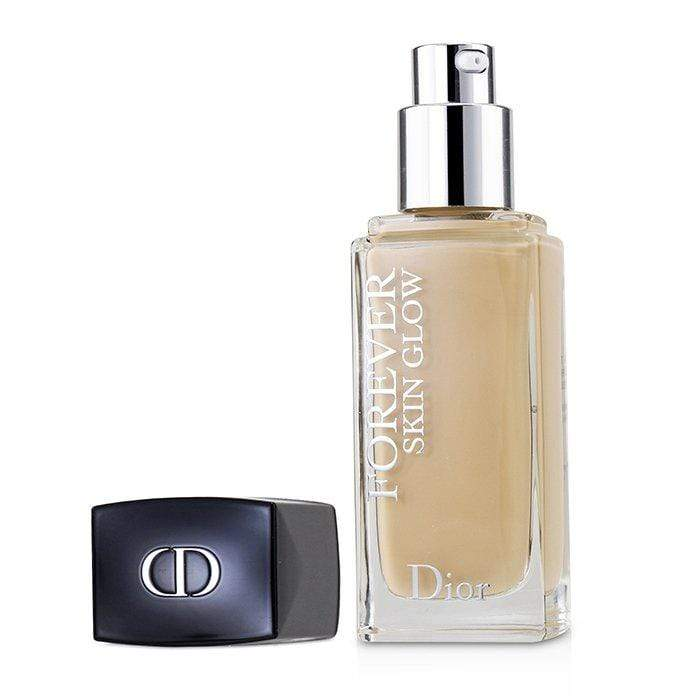 Dior Forever Skin Glow 24h Wear Radiant Perfection Foundation Spf 35  # 1w (warm)  30ml1oz - Beauty Brands