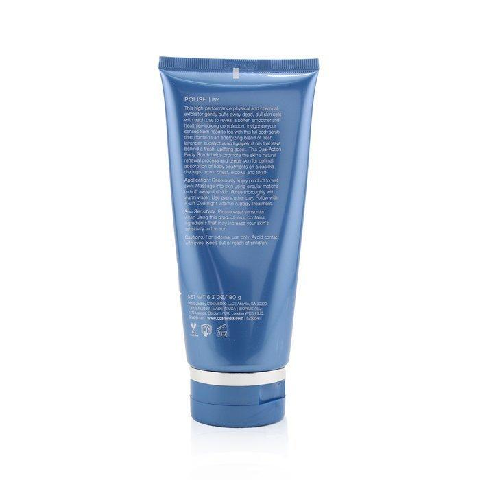 Polish Dual-action Body Scrub - 180g-6.3oz