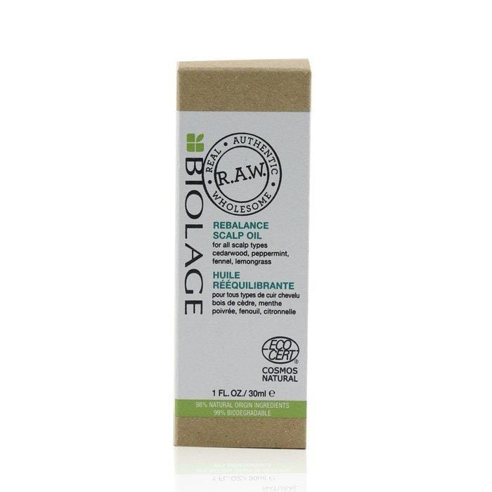 Biolage R.a.w. Scalp Care Rebalance Scalp Oil (for All Scalp Types)  1oz - Beauty Brands