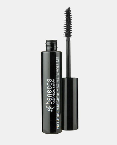 MASCARA - NATURAL VOLUME - Benecos - THICK LASHES - Buy Beauty Products