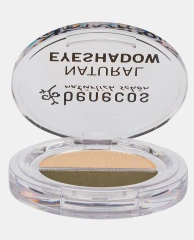 BENECOS MAKEUP: Jungle - Natural Duo Eyeshadow (Vegan) (Cruelty free)