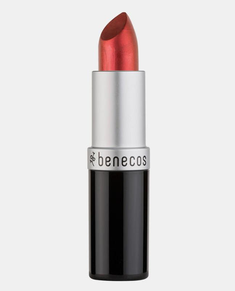NATURAL LIPSTICK - Dark Red - BENECOS - Buy Beauty Products