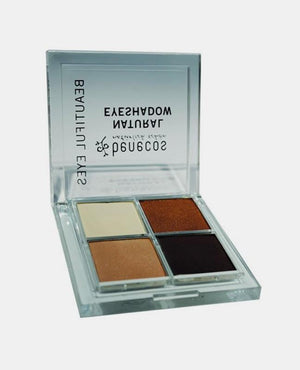 Coffee & Cream - Benecos Natural Quattro Eyeshadow - beauty-price-match