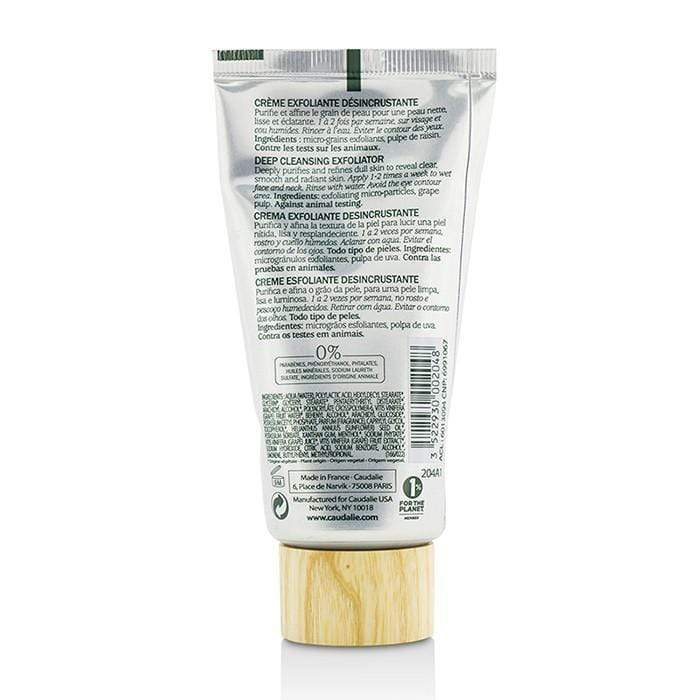 CAUDALIE | Deep Cleansing Exfoliator 2.5oz | - Beauty Brands