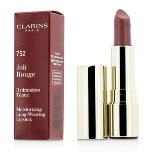 Clarins Joli Rouge (long Wearing Moisturizing Lipstick)  # 752 Rosewood 3.5g0.1oz  Clarins - Beauty Brands