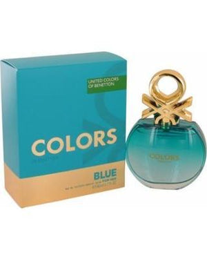 United Colors of Benetton Blue by Benetton Eau De Toilette Spray 2.7 oz | BEAUTY PRICE MATCH GUARANTEED™ - beauty-price-match