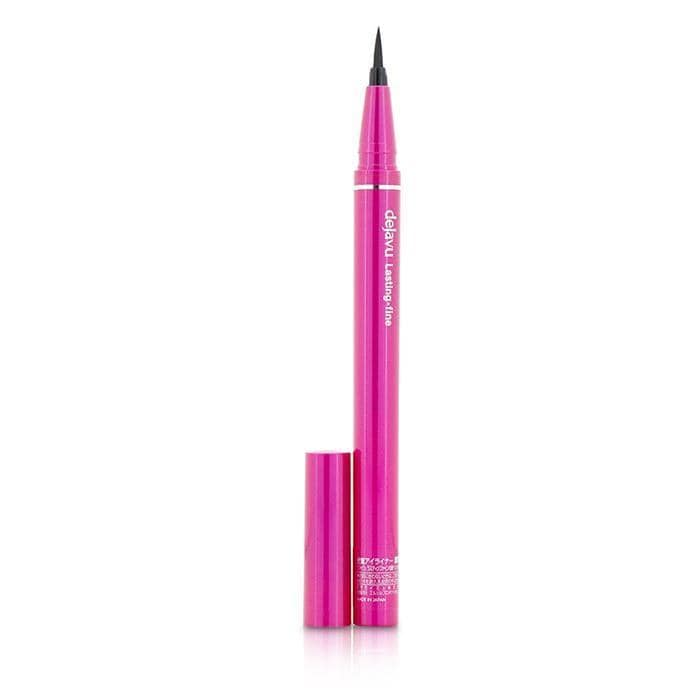 Dejavu | Lasting Fine Brush Liquid Eyeliner  Glossy Black  0.50.018oz - Beauty Brands