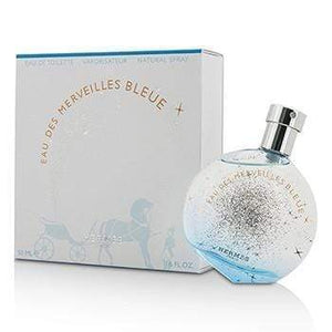 Eau Des Merveilles Bleue EDT Spray - -1.6oz - Beauty Brands