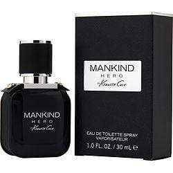Kenneth Cole Mankind Hero  Kenneth Cole Edt Spray 1 Oz - Beauty Brands