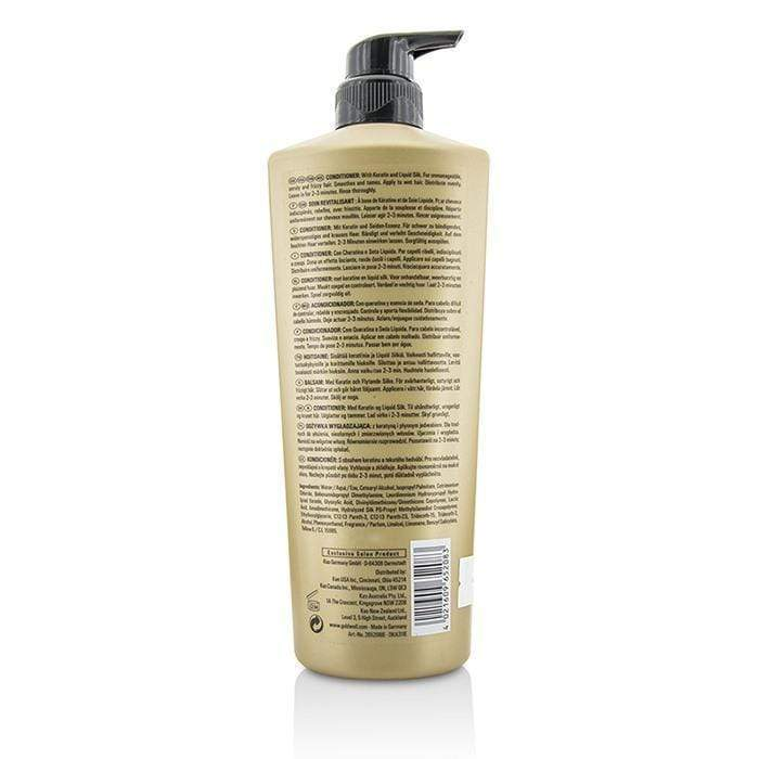 Kerasilk Control Conditioner (For Unmanageable, Unruly and Frizzy Hair)  33.8oz |  ™ - Beauty Brands