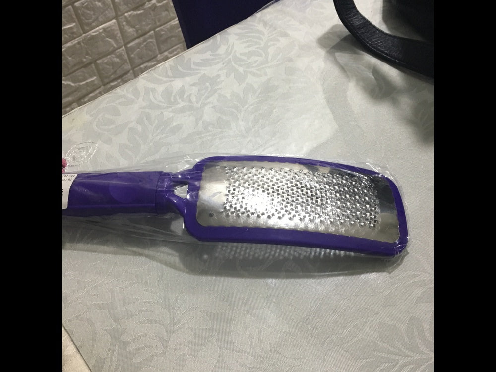 Pedicure Metal Foot Rasp File Scrubber Hard Dead Rough Dry Skin Callus Remover  Dream It Possible - Buy Beauty Products