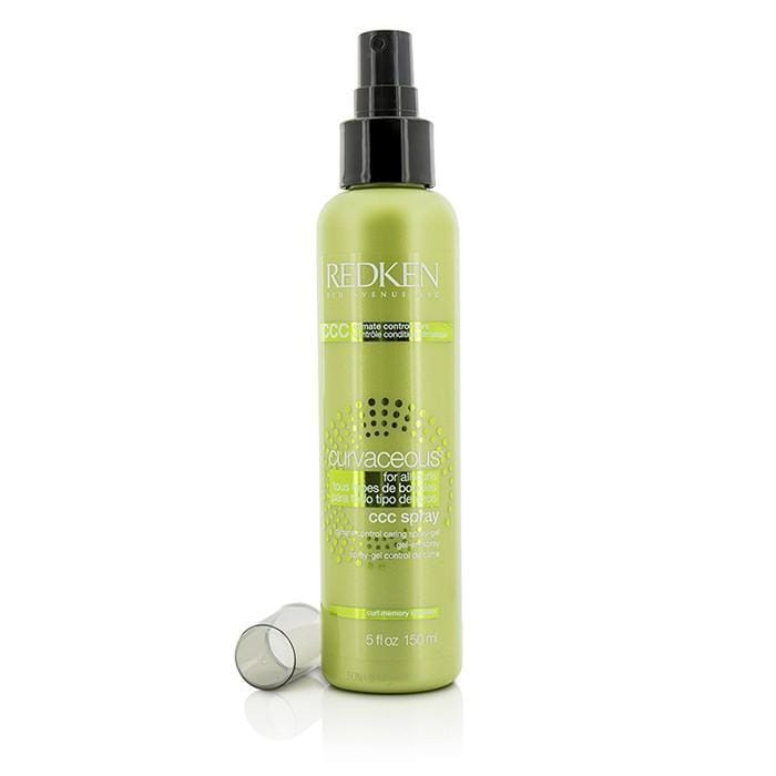 REDKEN | Curvaceous CCC Spray Climate Control Caring Spray-Gel (For All Curls) - 1-5oz | - Beauty Brands