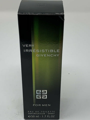 Givenchy Very Irresistible Men 1.7 oz - beauty-price-match