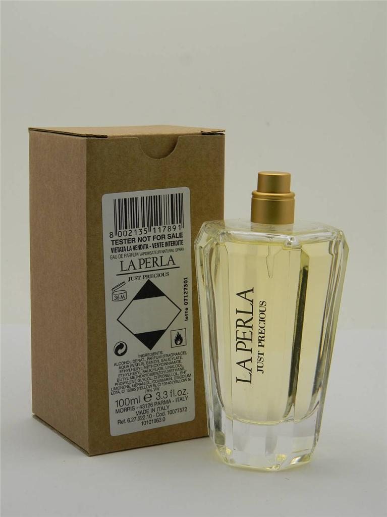 La Perla Just Precious EDP Spray 3.3 / 3.4 fl oz 100ml New Unboxed - beauty-price-match