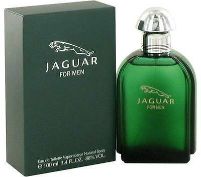 Jaguar Green 100ml Edt Spray for Men - beauty-price-match