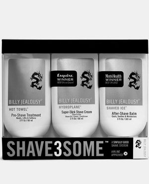 TRAVEL SIZE - Billy Jealousy™ Shave3some - beauty-price-match