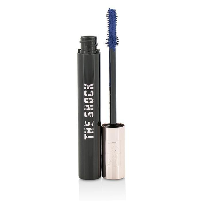 The Shock Volumizing Mascara - # 02 Underground Blue - 8.2ml-0.28oz - Beauty Brands