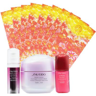 Shiseido Lunar New Year White Lucent Set