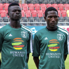 2014 Darfur United Official Match Jersey
