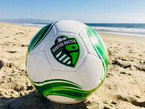 Darfur United Soccer Ball