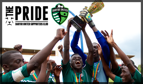 "Darfur United ""The Pride"" Membership"