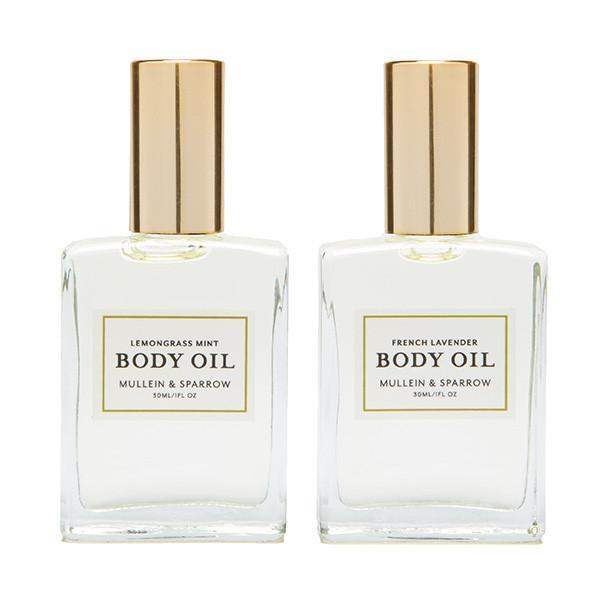 Body Oils - Alphabetically: Z-A