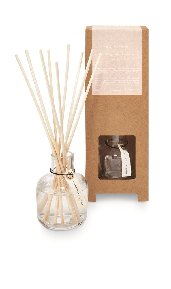 Magnolia Home Reed Diffuser - Bloom