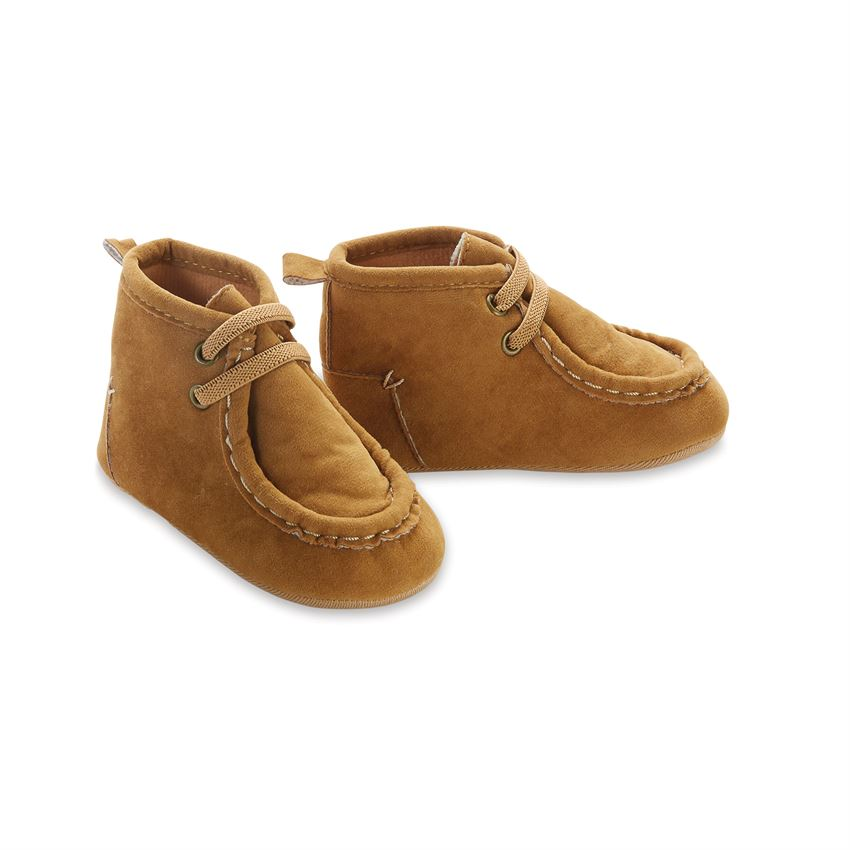 Faux Suede Boots - Gatherings Market