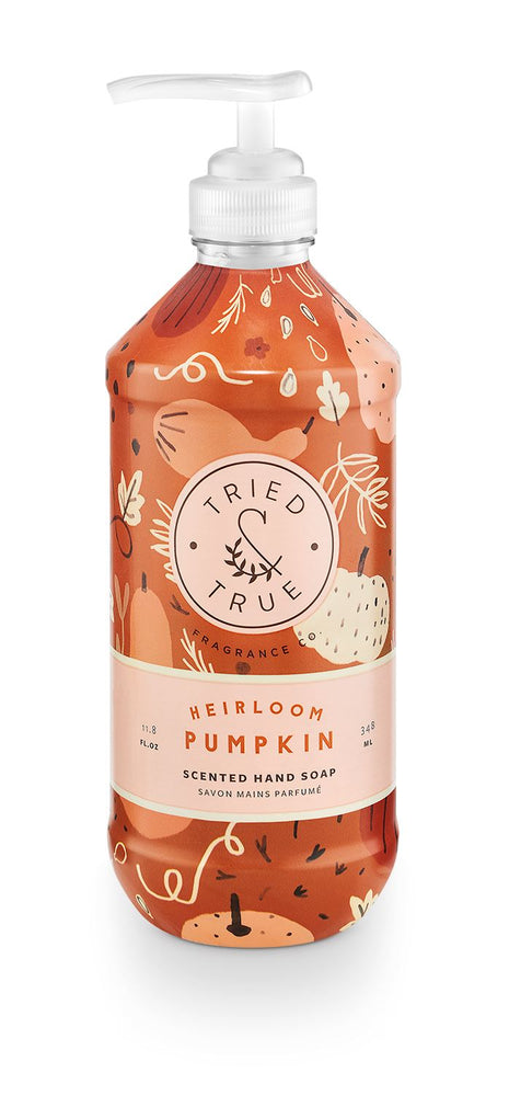 Hand Wash - Heirloom Pumpkin