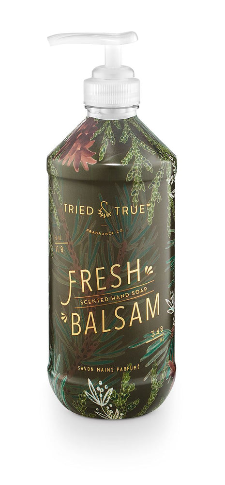 Hand Wash - Fresh Balsam