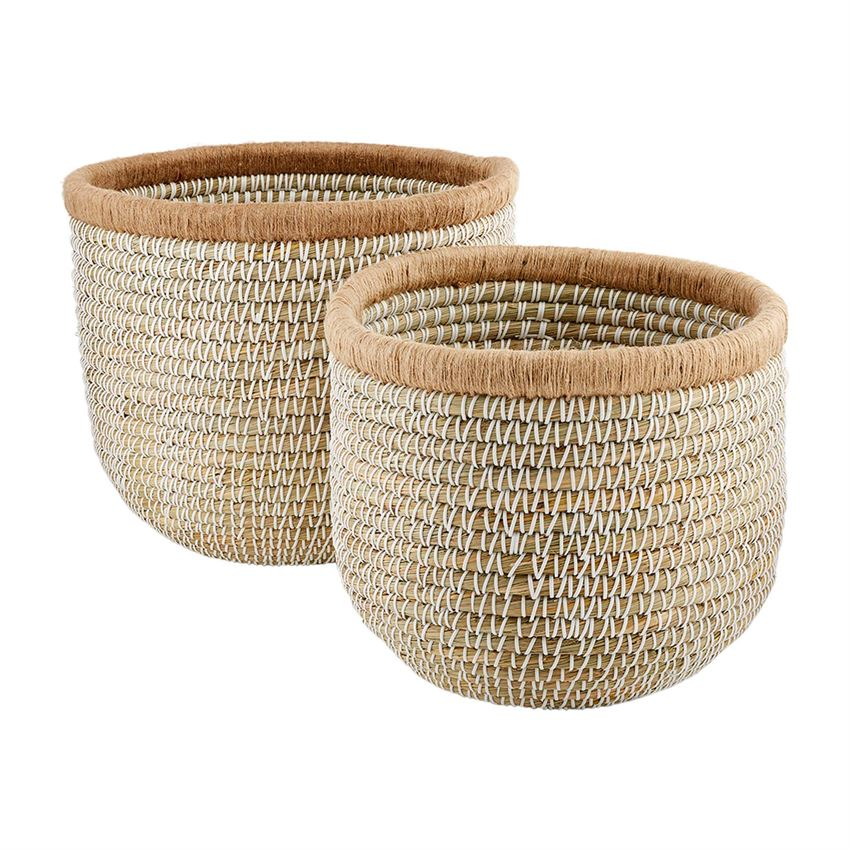 River Grass Basket