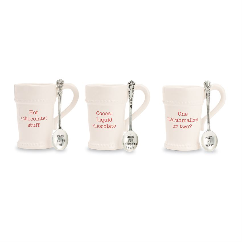 Hot Chocolate Mug Sets - Gatherings Market