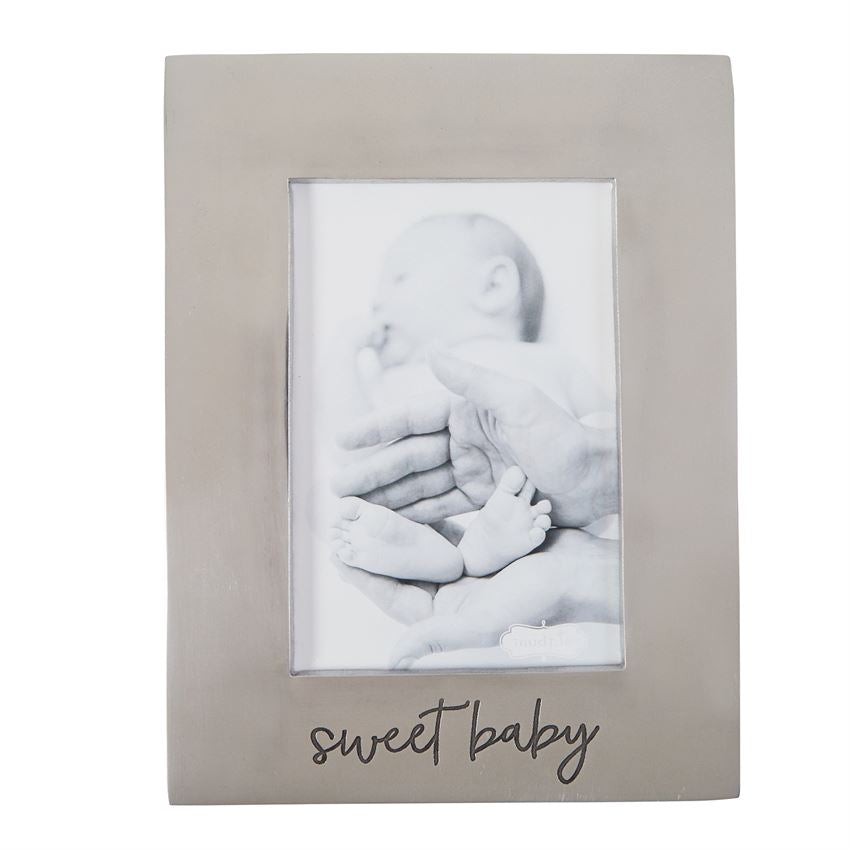 Engraved Silver Keepsake Frame