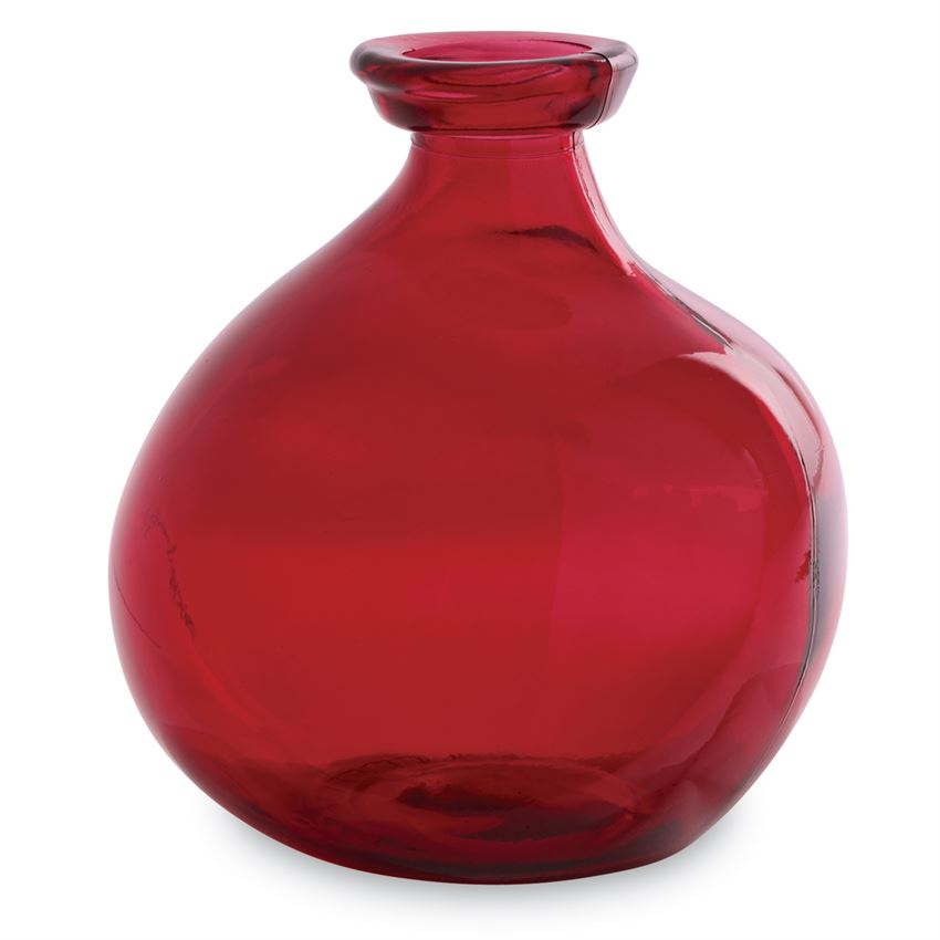 Irregular Glass Vase
