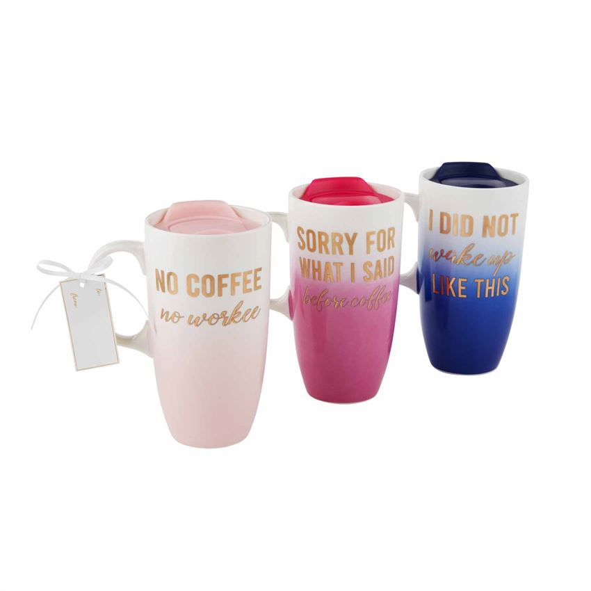 Ombre Travel Mug
