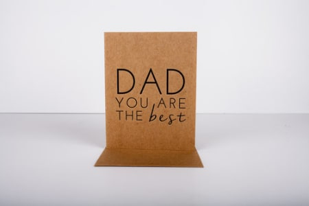 Dad You Are the Best - Gatherings Market