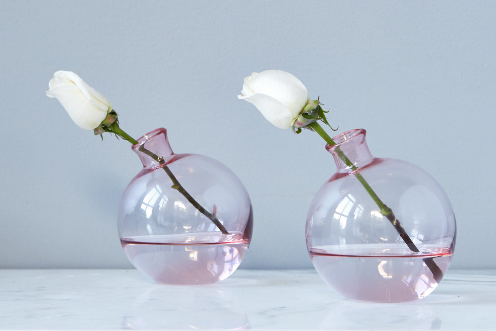 Sphere Vase - Blush