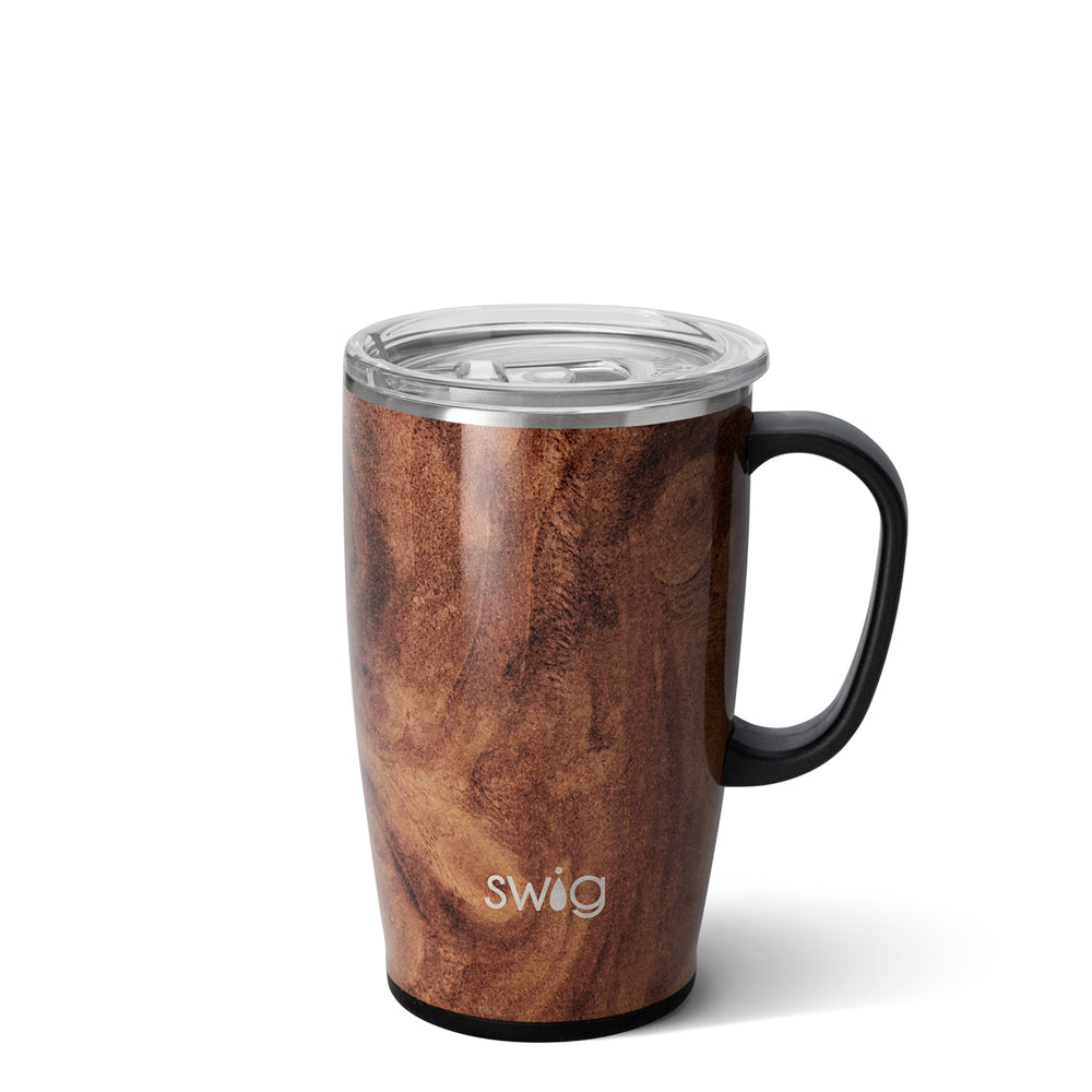 Travel Mug - Black Walnut