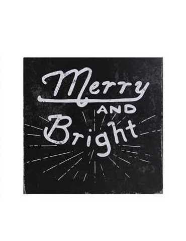 Merry and Bright Wall Art
