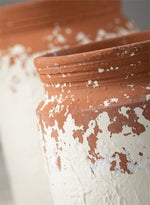Speckled Terracotta Pot