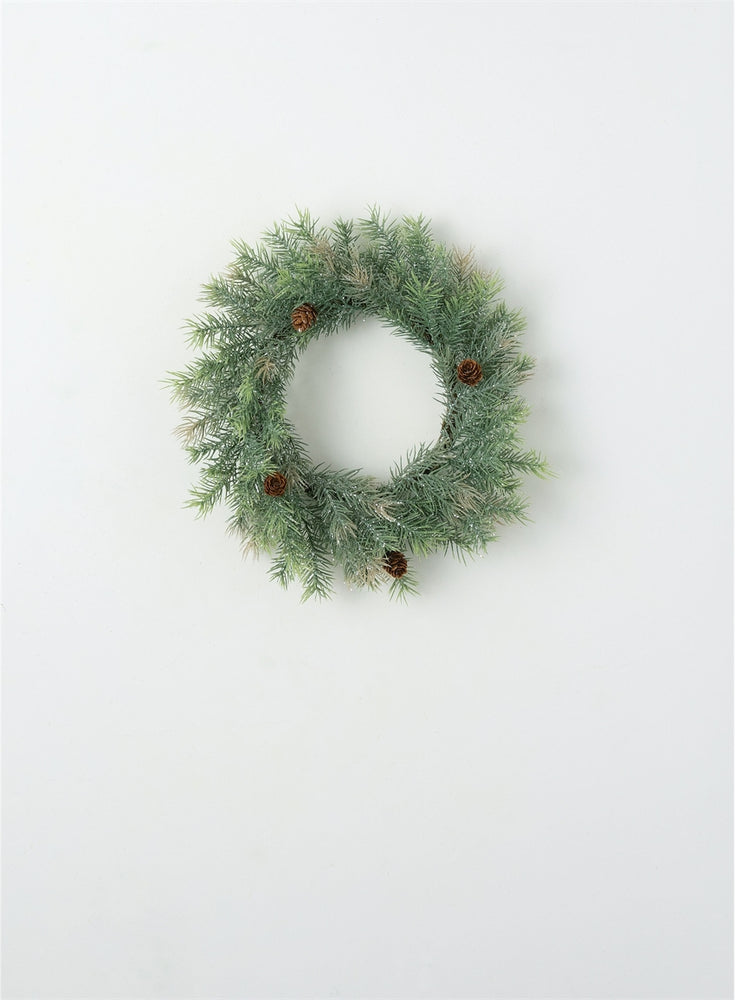 Angel Pine Accent Wreath