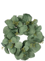 Eucalyptus Accent Wreath
