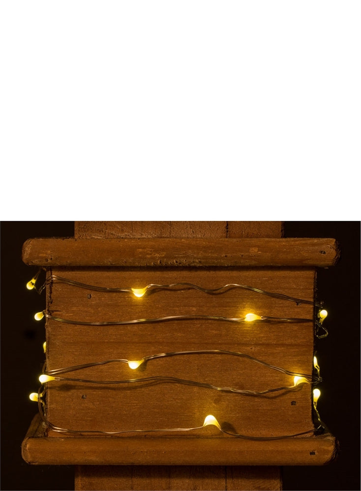 LED Fairy Light Strand - 20 Lights