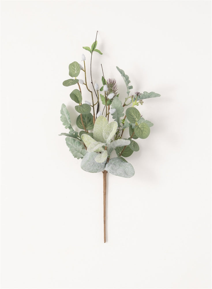 Lambs Ear Willow Thistle Pick