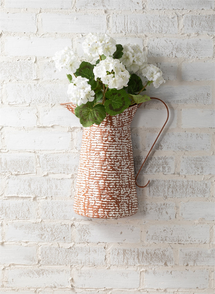 Speckled Wall Pitcher