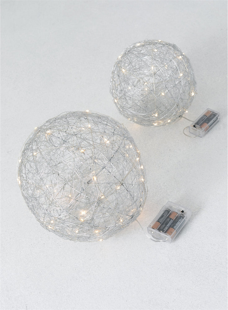 LED Wire Ball