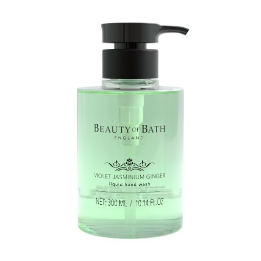 Beauty of Bath Hand Wash - Violet Jasminium Ginger