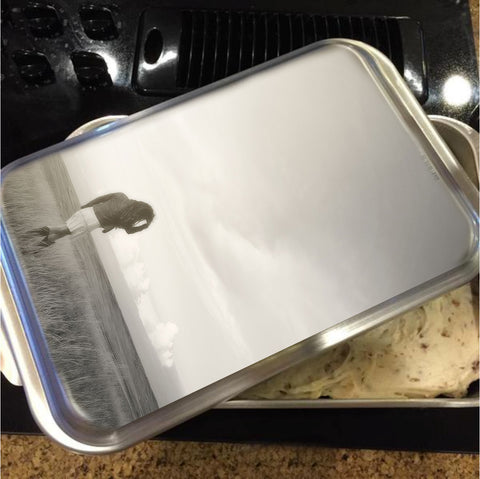 After the Storm Cake Pan with Lid