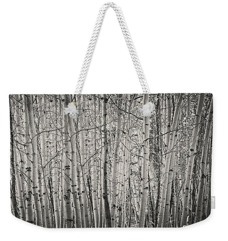 Aspen Illusion Weekender Tote bag